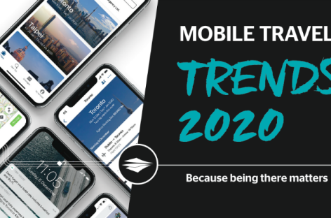 Super app e intelligenza artificiale: <br>i mobile travel trend di Travelport