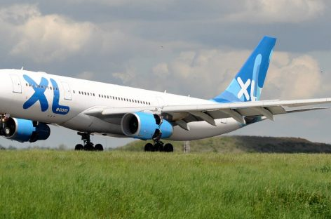 XL Airways mette all'asta marchio, sito web e parti di aerei