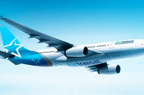 Anche Air Transat sospende gradualmente i voli