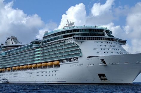 Royal Caribbean annulla le prime cinque partenze 2021 di Liberty of the Seas