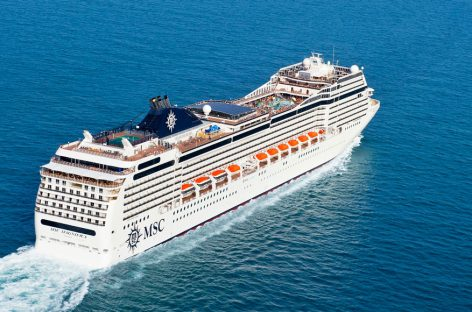Msc Crociere, la World Cruise riparte da Genova
