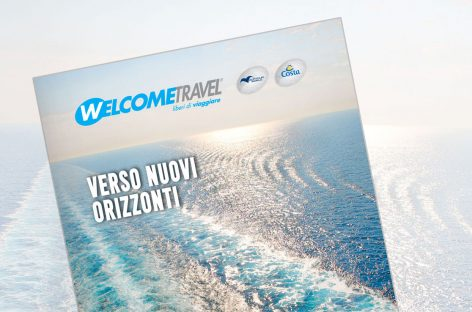 Welcome Travel, in distribuzione il catalogo Crociere