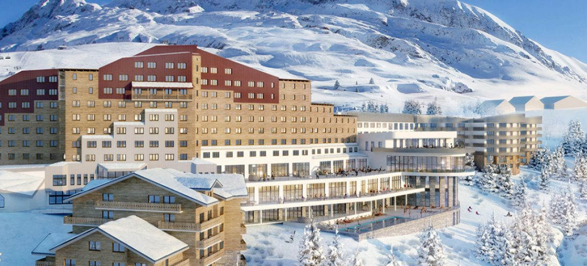 Club Med completa il restyling dell'Alpe d'Huez Resort