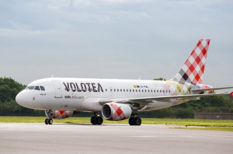 Volotea nomina Mike Powell chief financial officer