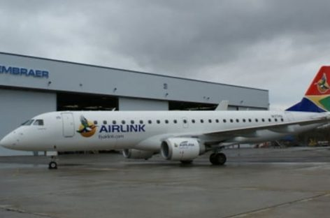 Airlink sospende i collegamenti e si sgancia da South African