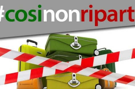 Nasce il movimento del travel #CosìNonRiparto