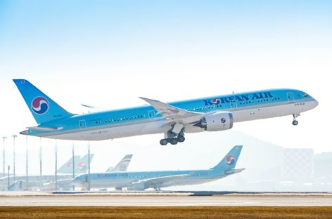 Korean Air, nuovo accordo pluriennale con Travelport