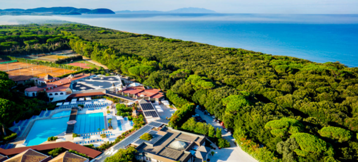 Garden Toscana Resort, primo educational Nicolaus nel post Covid