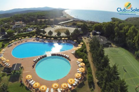 Vacanze pet friendly nei Camping Village Club del Sole