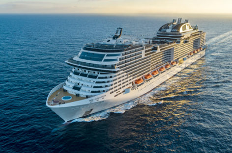 Msc Crociere, dal Black Friday alla Black Week