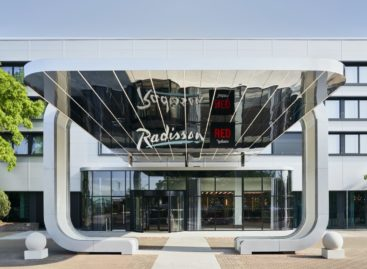 L'eleganza di Radisson atterra all'aeroporto di Heathrow