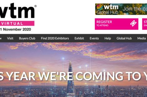 Wtm Virtual, così i buyer incontrano online 5mila espositori