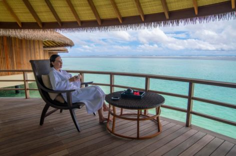 Maldive, The Residence by Cenizaro lancia le proposte da black friday