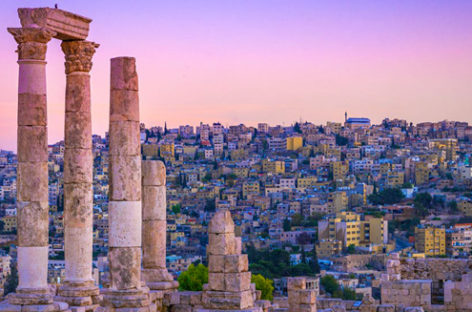 Giordania, Best in Travel 2021 premia Amman nella categoria Diversità