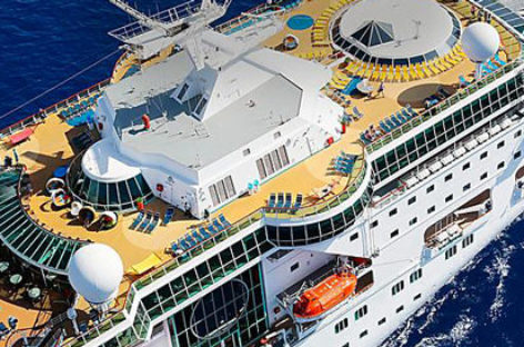 Royal Caribbean vende Empress e Majesty of the Seas
