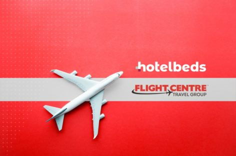 Hotelbeds, maxi accordo con il network Flight Centre
