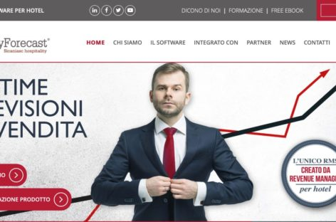 Hotel management, accordo tra Passepartout e MyForecast