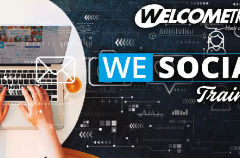 We Social Training, al via la nuova formazione Welcome Travel