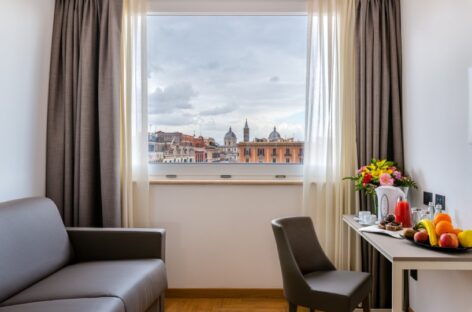 Mercure Roma Centro Termini: new entry di Accor nella Capitale