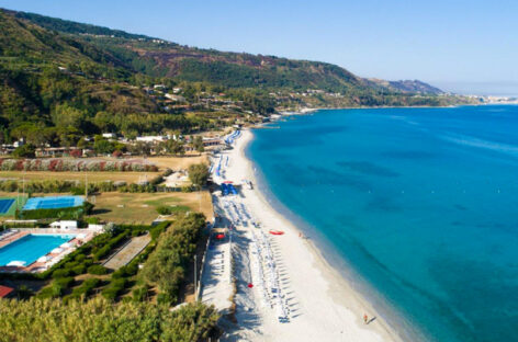 Voihotels prende in gestione il Tropea Beach Resort in Calabria