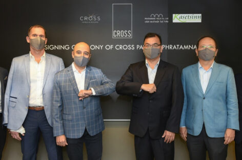 Cross Hotels & Resorts, terzo hotel in gestione a Pattaya
