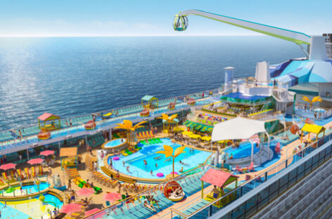 Royal Caribbean prende in consegna Odyssey of the Seas