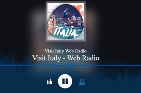 L'Enit va on air con la web radio Visit Italy