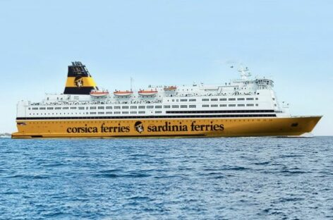 Corsica Sardinia Ferries, nuovo traghetto green in flotta