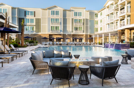 SpringHill Suites by Marriott apre il suo 500° hotel in Florida