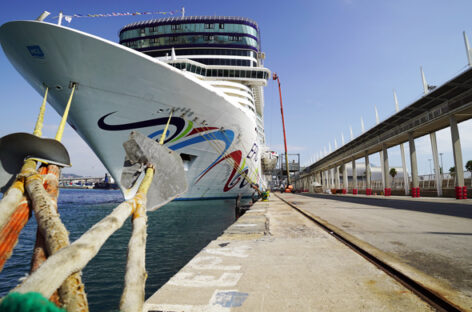Ncl, Norwegian Epic torna a navigare